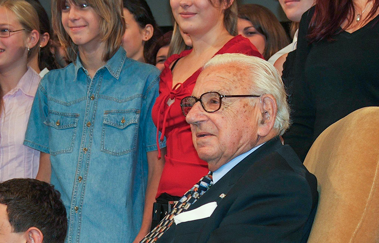 Nicholas Winton – How 29-Year-Old Stockbroker Nicholas Winton Saved 669 Lives on Nights and Weekends