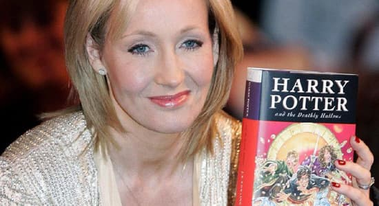 j. k. rowling - the sum of life