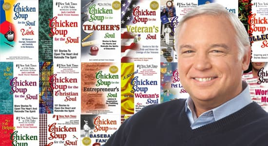 Jack Canfield famous failure