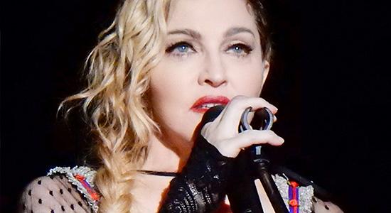 Madonna famous failures