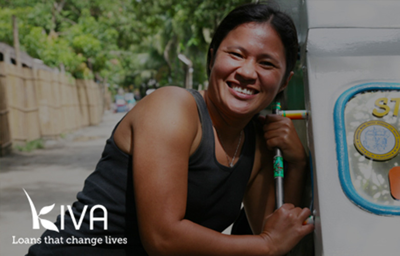 Alleviate poverty with Someone Else's Money – Make a $25 Kiva Microloan Free