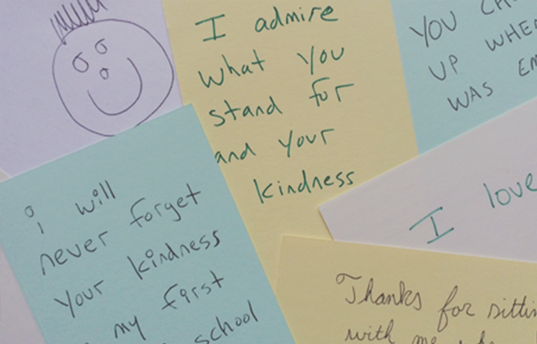 This Teacher Has an Awesome Kindness Idea that We Should all Copy